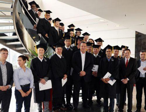Campus Canon : les 3 premières promotions diplômées !